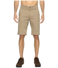 Mountain Hardwear Ap Shorts Khaki Men's Shorts