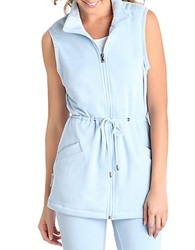 Ugg Antonia Sleeveless Jacket Blue