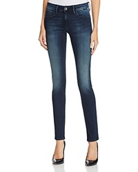 Mavi Jeans Adriana Skinny In Dark Overnight Gold