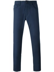 Theory 'Raffi' Chinos Blue