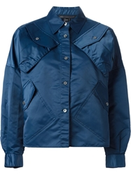 Marc By Marc Jacobs Utility Jacket Blue