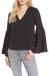 Cooper And Ella Women's Marcela Bell Sleeve Top