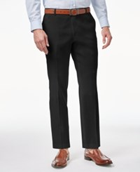Inc International Concepts Men's Stretch Slim Fit Pants Only At Macy's Black