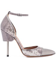 Givenchy Pointed Toe Pumps Grey