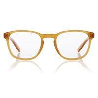 Finlay And Co Bowery Amber Spectacles Yellow Orange