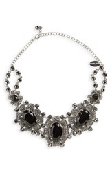 Natasha Couture Women's Crystal Statement Necklace
