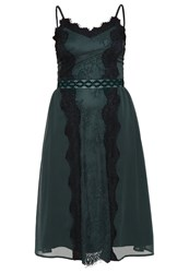 Miss Selfridge Summer Dress Dark Green