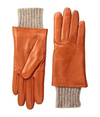 Hestra Megan Orange Dress Gloves
