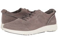 Geox M Brattley 2 Anthracite Men's Lace Up Casual Shoes Pewter