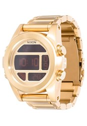 Nixon Unit A360 Digital Watch Goldfarben