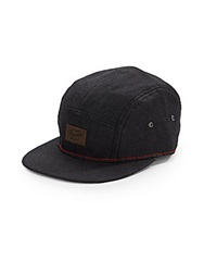 Original Penguin Denim Baseball Cap Black