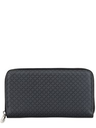 Mark Giusti Regent Embossed Leather Zip Wallet