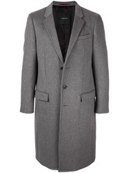 Loveless Single Breasted Coat 60