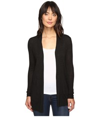 Billabong Line Games Cardigan Off Black Women's Sweater