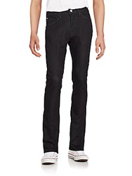 Agave Denim Pragmatist Straight Leg Jeans Black