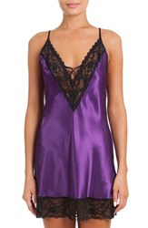 In Bloom By Jonquil Women's Satin Chemise