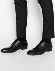 Selected Homme Latin Derby Shoes Black