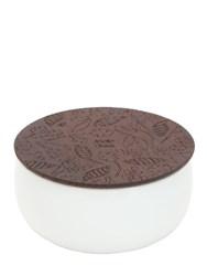 Alessi Hmm Scented Candle White