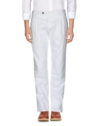 Gabriele Pasini Casual Pants White