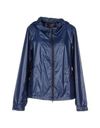 313 Tre Uno Tre Raincoats Blue