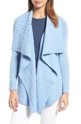 Vineyard Vines Women's Wool And Cashmere Wrap Front Cardigan