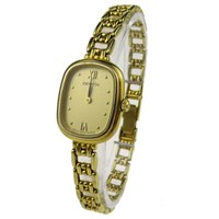 Zenith Ladies 9Ct Gold Quartz