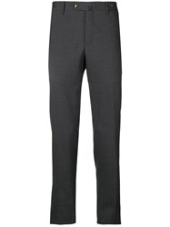Pt01 Slim Fit Tailored Trousers Grey