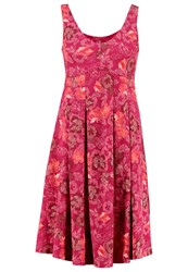 Patagonia Laurel Ridge Jersey Dress Craft Pink Berry