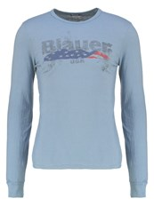 Blauer Long Sleeved Top Grigio Piombo Stone