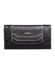 Ollie And Nic Erin Large Flapover Purse Black