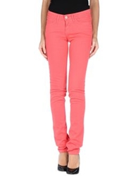 Firetrap Denim Pants Coral