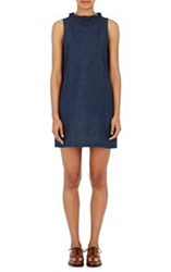 Atlantique Ascoli Mini Enfant Shift Dress Blue