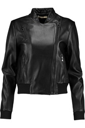 J Brand Devon Leather Biker Jacket