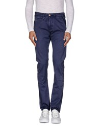 Sun 68 Trousers Casual Trousers Men Dark Blue