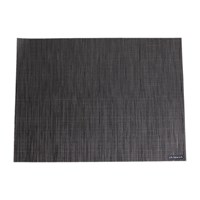 Chilewich Bamboo Rectangle Placemat Smoke