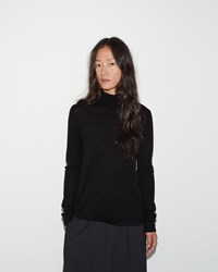 Moderne Portrait Turtleneck Black