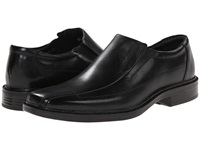 Bostonian Capi Black Leather Men's Slip On Dress Shoes