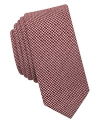 Original Penguin Biloki Solid Tie Burgundy