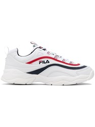Fila Ray Low Sneakers White