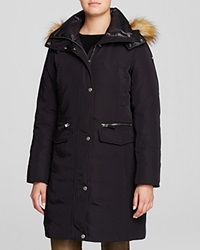 Marc New York Warby Faux Fur Trim Parka
