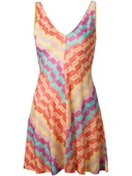 Missoni Zig Zag Print Dress