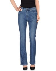 Trussardi Jeans Denim Denim Trousers Women