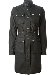 Love Moschino Cargo Belted Coat