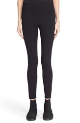 Helmut Lang Women's Mid Rise Leggings