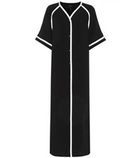 Rag And Bone Kaftan Dress Black