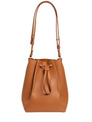 Maison Martin Margiela Medium Leather Bucket Bag