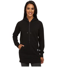 New Balance Essentials 1 2 Zip Hoodie Black Women's Sweatshirt