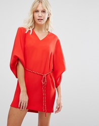 Suncoo Red Dress Rouge