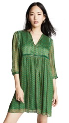 Baandsh Ba Sh Willow Dress Green