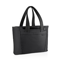 Briggs And Riley Baseline Large Shopping Tote Black